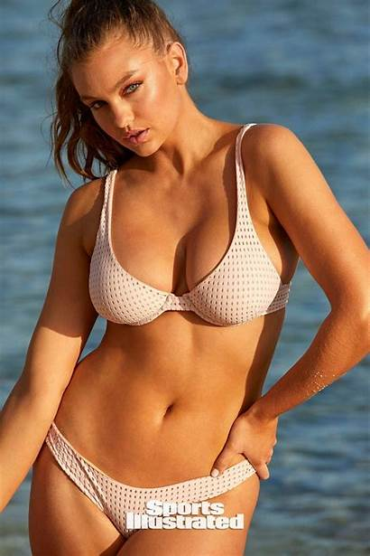 Illustrated Swimsuit Sports Olivia Brower Through