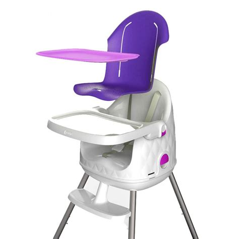 Keter High Chair Tray by Keter Multi Dine High Chair Purple Baby