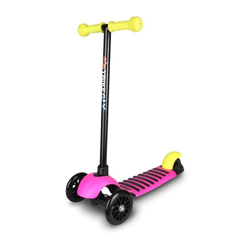 Ybike Glx Scooter  Pink  Toy Sense