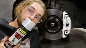 How To Paint Brake Calipers Any Color Easy   Diy