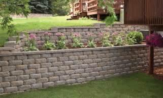 Stone Retaining Wall Blocks