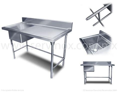 fregaderos de una tarja en acero inoxidable cocinas industriales