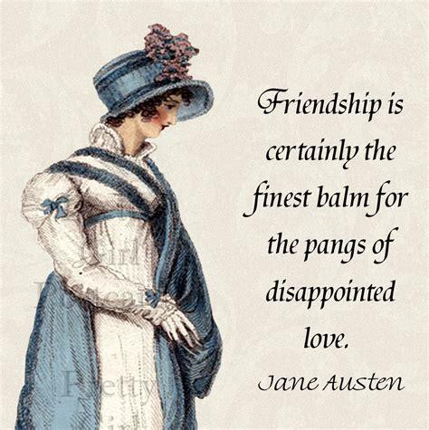 jane austen quotes friendship    finest
