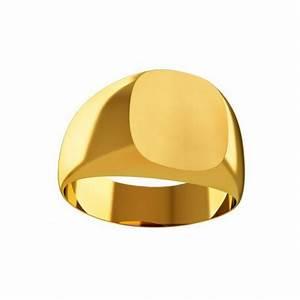 Chevaliere Homme Or 24 Carats : chevali re homme tonneau en or jaune 750 18 carats ~ Melissatoandfro.com Idées de Décoration