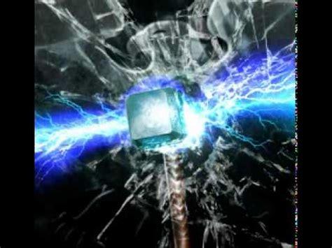 thor mighty lightning hammer loop flv youtube