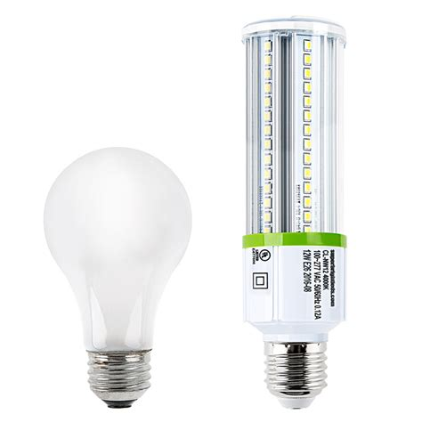 led corn light 140w equivalent incandescent conversion