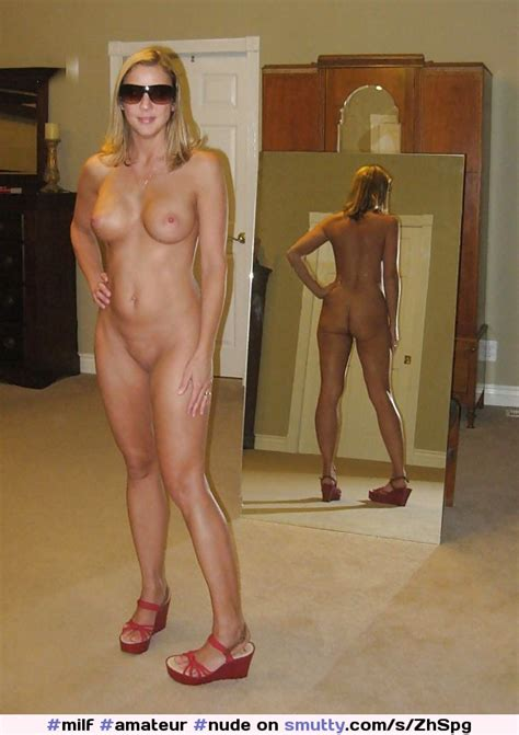 Milf Amateur Nude Naked Shaved Tits Pussy Mirror Ass Fit