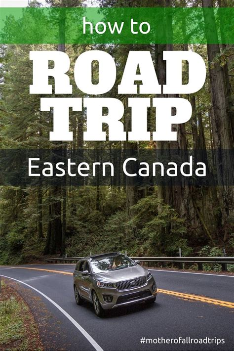 25 Best Ideas About Road Trip Canada On Pinterest