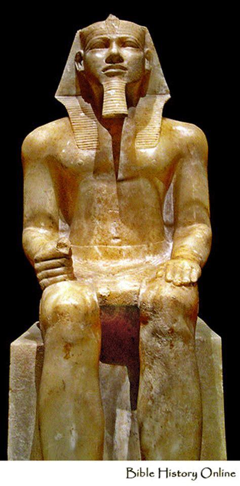 egyptian pharaoh named khafra images  ancient khafra