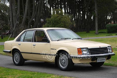 holden vb commodore sl e v8 sedan auctions lot 8 shannons