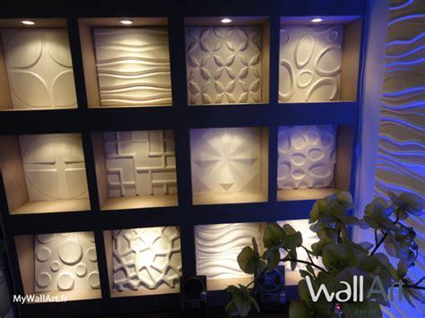 decoration murale design 3d
