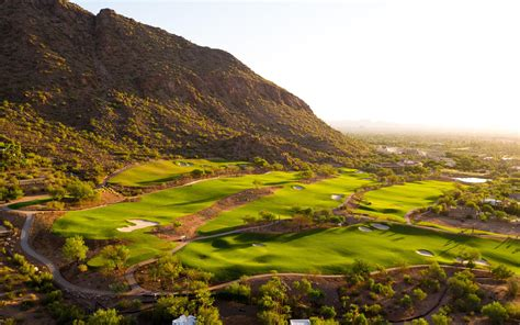 phoenician scottsdale az golf courses