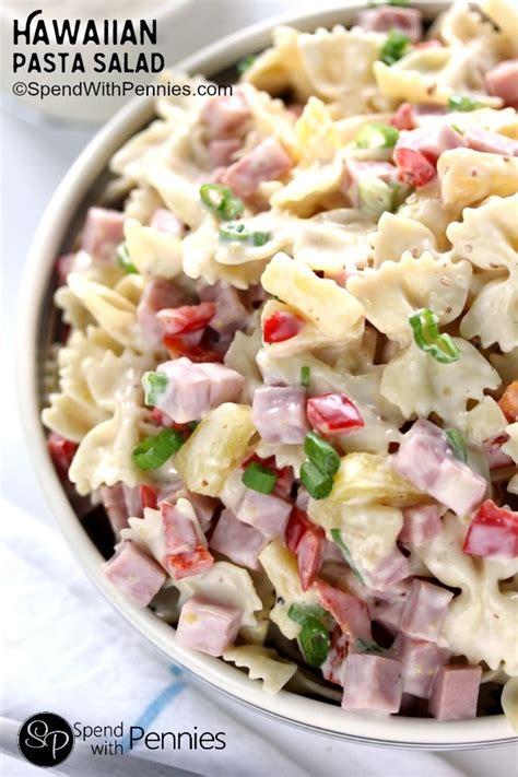 noodle salad recipes cold check out hawaiian pasta salad it s so easy to make cold pasta recipe pasta and pasta salad