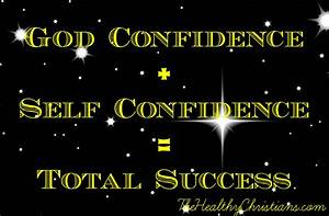 Bible Quotes Ab... God And Confidence Quotes