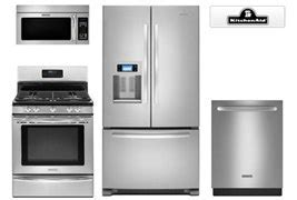 KitchenAid vs Bosch Stainless Appliance Packages (Reviews