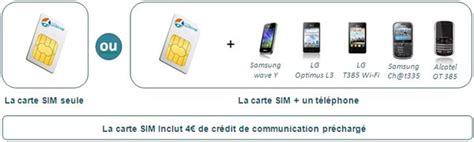 Carte prépayée Bouygues Telecom : l illimité pour 1 €/jour
