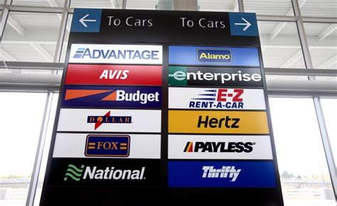 rental car oligopoly increasing profitability  consumers