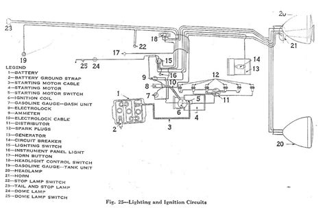 Lighting Ignition Circuit Diagram For Chevrolet