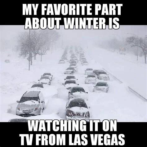 Image result for Winter in Las Vegas Jokes