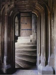 spiral stairs, corvine castle | Book | Pinterest