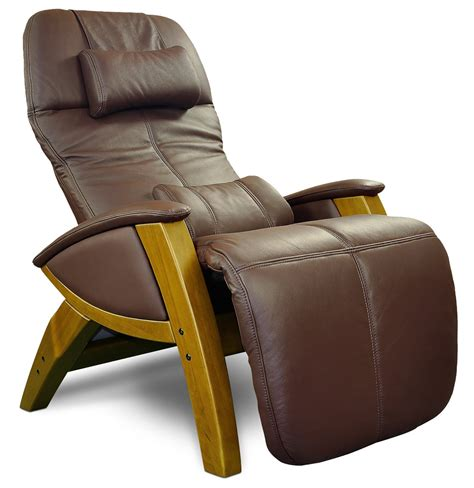svago sv410 benessere zero gravity leather recliner chair