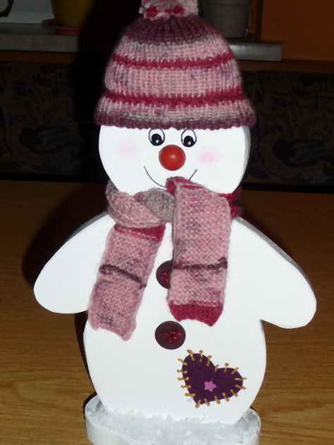 schneemann flori winterdeko dekorationsartikel holz