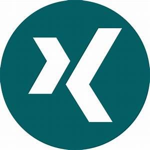 Logo, social, social media, social network, xing icon ...