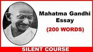 Apa Format For Essay Paper My Favorite Leader Mahatma Gandhi Essay Proposal Essays also Proposal Argument Essay Examples My Favourite Leader Mahatma Gandhi Essay Popular Application Letter  5 Paragraph Essay Topics For High School