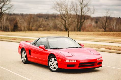 ultra low mileage 1991 acura nsx rare cars for sale