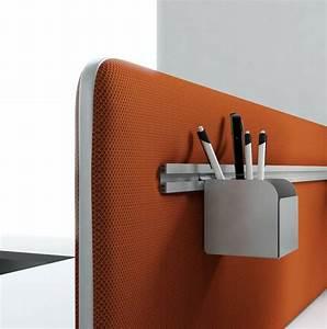 Panneau Separation : twin panneau de s paration en tissu brand new office ~ Carolinahurricanesstore.com Idées de Décoration