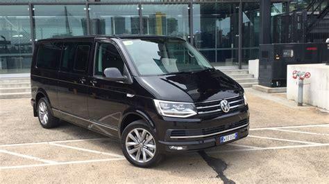 volkswagen caravelle 2016 volkswagen multivan and caravelle people movers