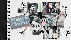 Midnight Memories Wallpaper by LittleLolitaCute on DeviantArt