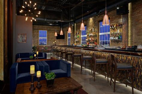 mo cuisine lounge retail design