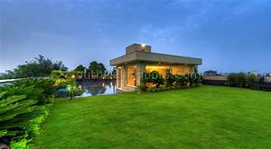 The Bungalows Light House Villa In Goa Penthouses In South Delhi Top Floor With Terrace Garden