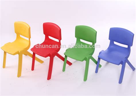 2015 new cheap plastic colorful chair pp injection molded