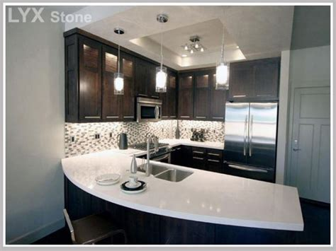 china crystal white quartz countertop kitchen top manufacturers supplier factory wholesale