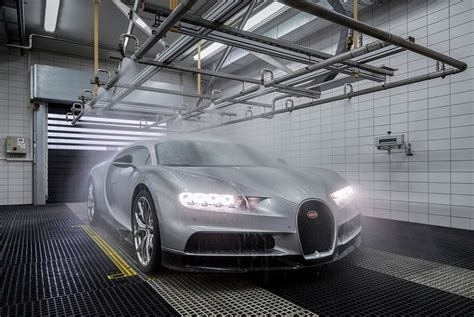bugatti factory first look inside the bugatti chiron factory gear patrol