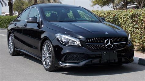 The 5 seater crossover car has 180 mm ground clearance, 2699 mm wheel base and has a fuel tank capacity of. Mercedes-Benz CLA 250 2018 # AMG # 2.0L # V4 Turbo # 208 hp # 2 Yrs or 60000 km # Dealer ...