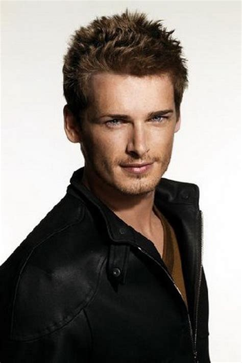 coupe de cheveux homme moderne photo coupe cheveux courts 2013 visage rond holidays oo
