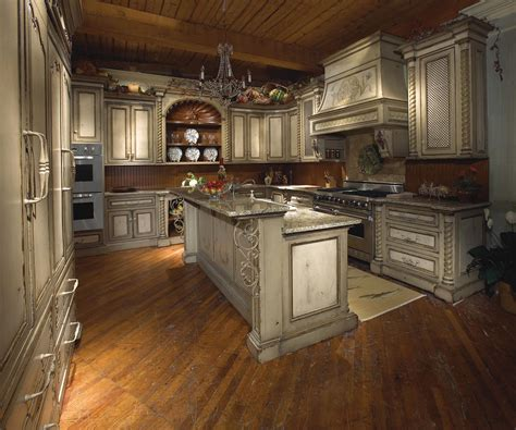 ideas for kitchen cabinets uniquely appealing distressed kitchen cabinets ideas and