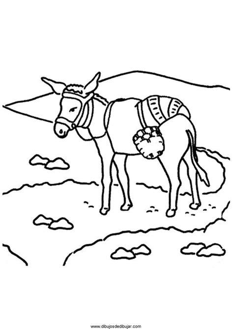 dibujos de burros  colorear  imprimirdibujos de dibujar