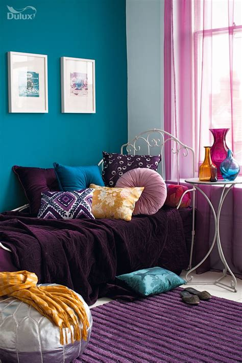 teal purple bedroom 25 best ideas about purple teal bedroom on 13481 | 45130d60f8afb45942852980b5a8d01c