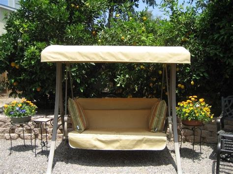 home depot porch swing home depot hton bay charm patio swing refurbished with