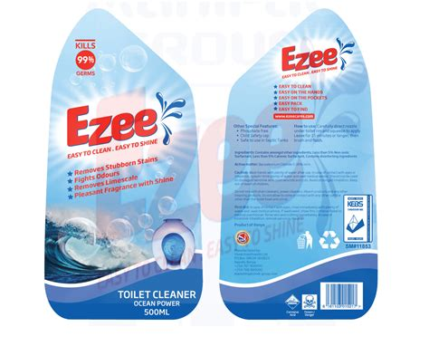 ezee products easy  clean easy  shine
