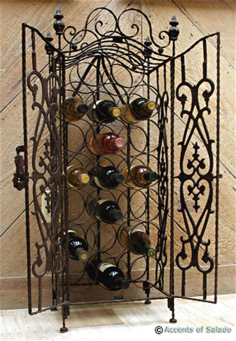 wrought iron wine racks iron wine racks wine accessories tuscan iron wine racks