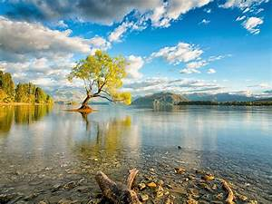 Wanaka New Zealand Lake Wallpaper Hd   Wallpapers13 Com