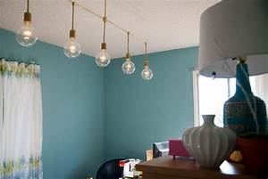 Diy ceiling light the poopers