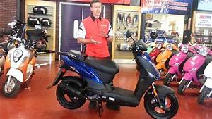 Kymco Agility 50 Review