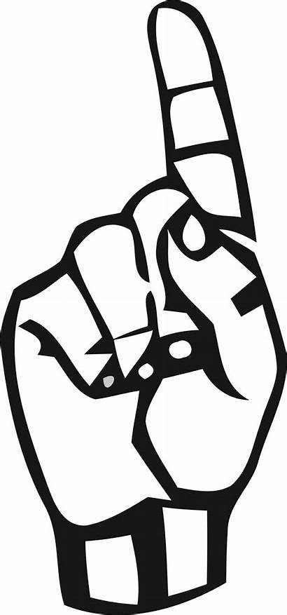 Clipart Language Sign Deaf Alphabet Library Transparent