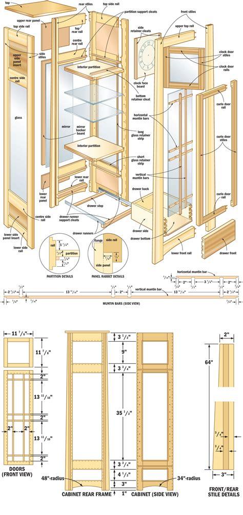 samsy   clock woodworking plans